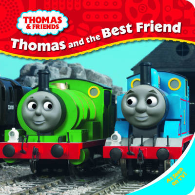 Thomas and His Best Friend by Wilbert Vere Awdry image