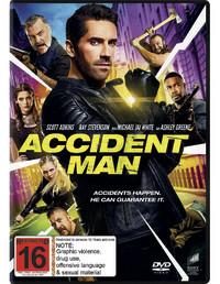 Accident Man on DVD
