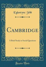 Cambridge by Eglantyne Jebb image