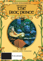 Faerie Tale Theatre - The Tale Of The Frog Prince on DVD