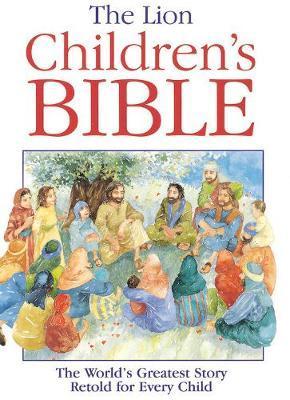 The Lion Children's Bible by pat Alexander image