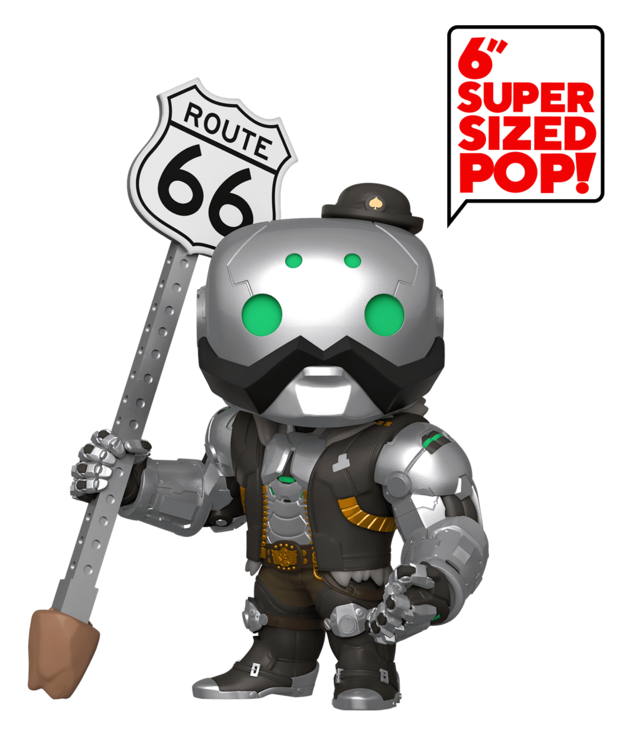 "Overwatch: B.O.B. - 6"" Pop! Vinyl Figure"