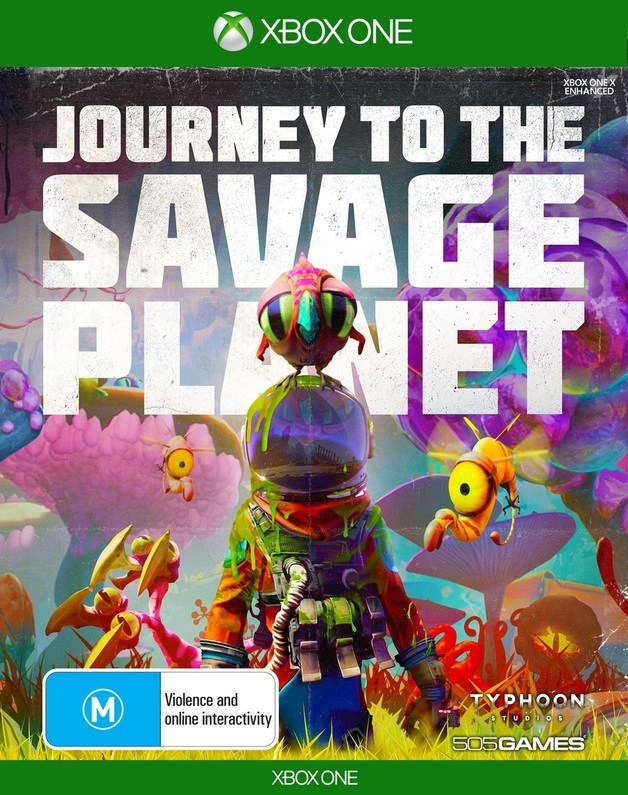Journey to the Savage Planet for Xbox One