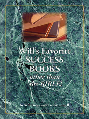Will's Favorite Success Books Other Than The Bible by Will Green image