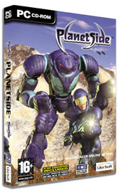 Planetside for PC Games