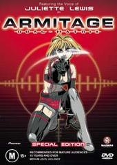 Armitage - Dual Matrix on DVD