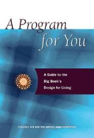 A Program for You by Bill W image