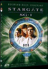 Stargate SG-1 - Volume 08 - Into the Fire/Seth on DVD