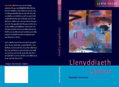 Llenyddiaeth Cymru - Llyfr Poced by D.R. Johnston