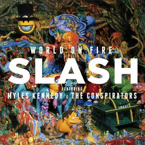 World On Fire by Slash