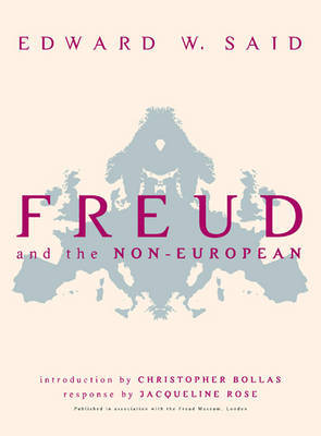 Freud: And the Non-European by Edward W. Said