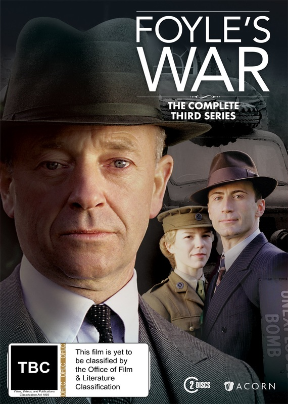 Foyle's War: The Complete Series 3 | DVD | In-Stock - Buy