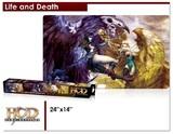 "HCD ""Life & Death"" Playmat"