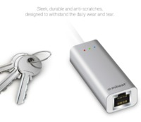 mbeat: USB 3.0 Gigabit LAN Adaptor for PC and MAC image