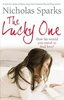The Lucky One by Nicholas Sparks image