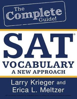 SAT Vocabulary by Erica L Meltzer image
