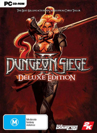 Dungeon Siege II Deluxe Edition for PC Games image