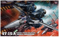 Macross - 1/48 VF-1S/A Super Valkyrie (Skull Platoon) - Model Kit