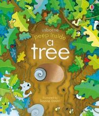 Peep Inside a Tree by Anna Milbourne