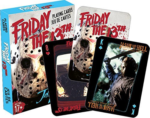 Friday the 13th Playing Cards image