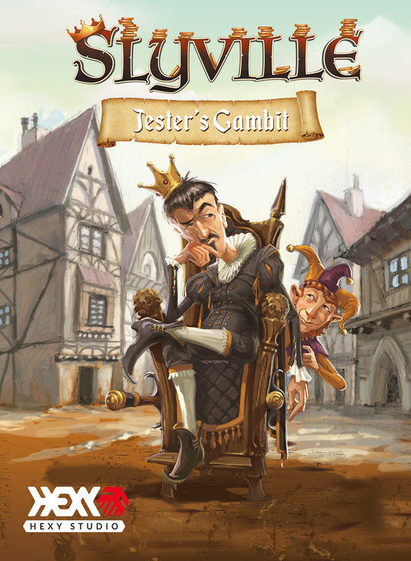 Slyville: Jester's Gambit - Expansion