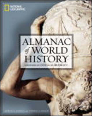 National Geographic Almanac of World History by Susan Tyler Hitchcock image