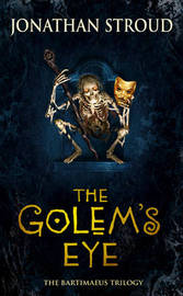 Golem's Eye by Jonathan Stroud image