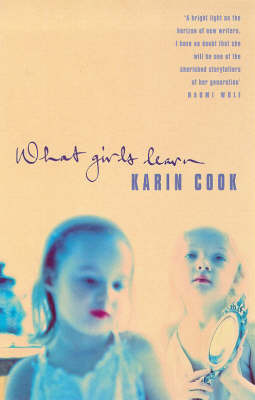 What Girls Learn by Karin Cook image