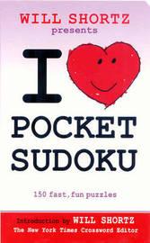 I Love Pocket Sudoku by Will Shortz image