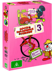 Rocky And Bullwinkle And Friends - Complete Season 3 (4 Disc Set) on DVD