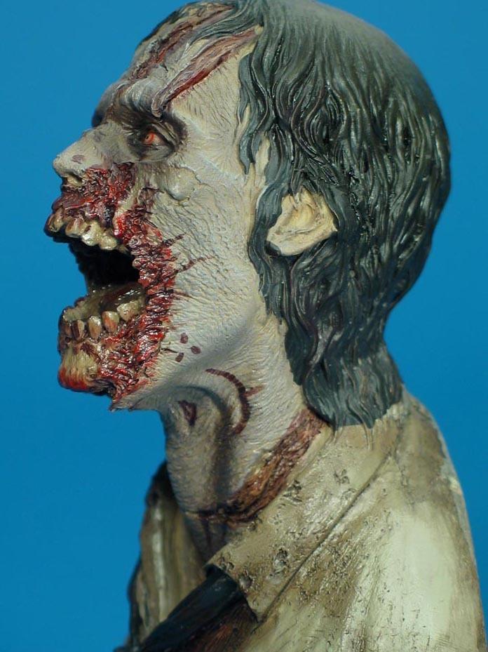The Walking Dead Deer Eating Zombie SDCC Exclusive Mini ...