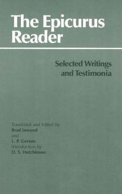 The Epicurus Reader by Epicurus