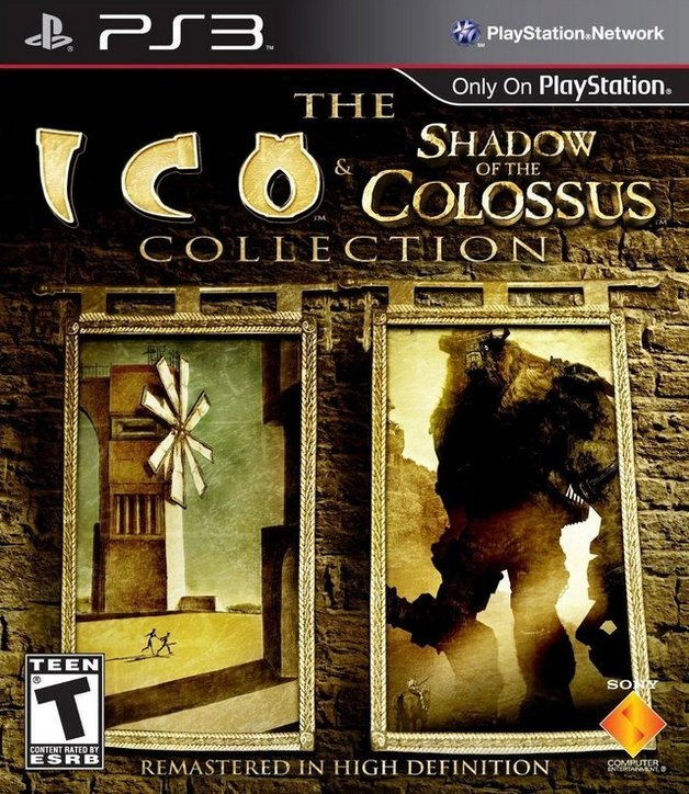 Ico And Shadow Of The Colossus Collection U S Version Region Free Ps3 Buy Now At Mighty Ape Nz