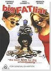 Big Fat Liar on DVD