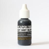 Secret Weapon Wash: Heavy Body Black