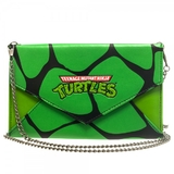 Tmnt Envelope Wallet With Chain