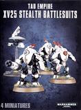 Warhammer 40,000 Tau XV25 Stealth Battlesuits