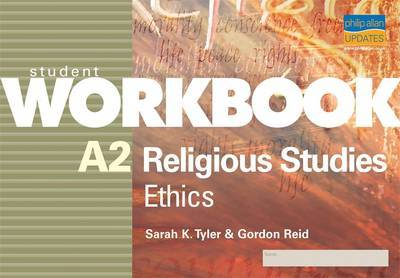 A2 Religious Studies: Ethics by Sarah K Tyler image