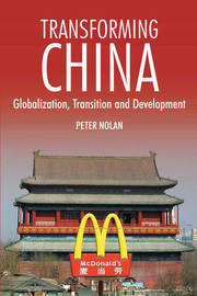 Transforming China by Peter Nolan