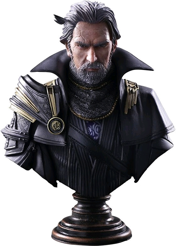 Final Fantasy XV - Regis Lucis Caelum Static Arts Bust image
