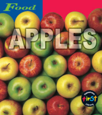 Apples by Louise Spilsbury image