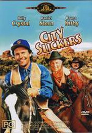 City Slickers on DVD image