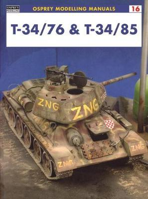 Modelling the T34/76 and T34/85 by Rodrigo Hernandez Cabos image