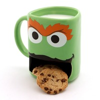 Sesame Street: The Grouch - Dunk Mug