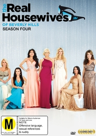 Real Housewives of Beverly Hills - Season Four on DVD