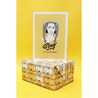 Famous Flames Birthday Card - Queen-B image