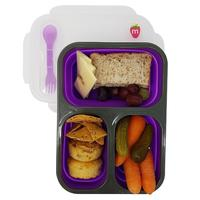 Bento Lunchbox - Purple