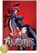 Witchblade - Vol. 1 (Collector's Box) on DVD