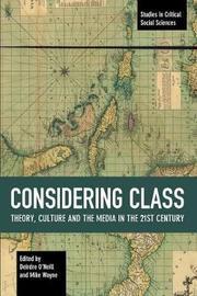 Considering Class