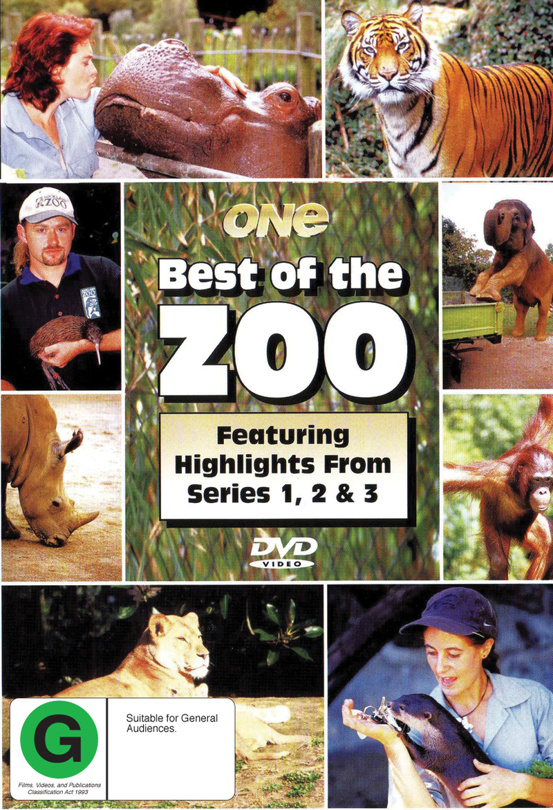 Best of the Zoo - Highlights Series 1, 2, 3 on DVD image